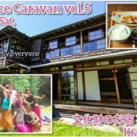 Bellydance Caravan Vol.5   Kitaya-ryokan