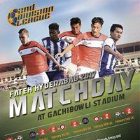 Fateh Hyderabad AFC vs Pride Sports FC