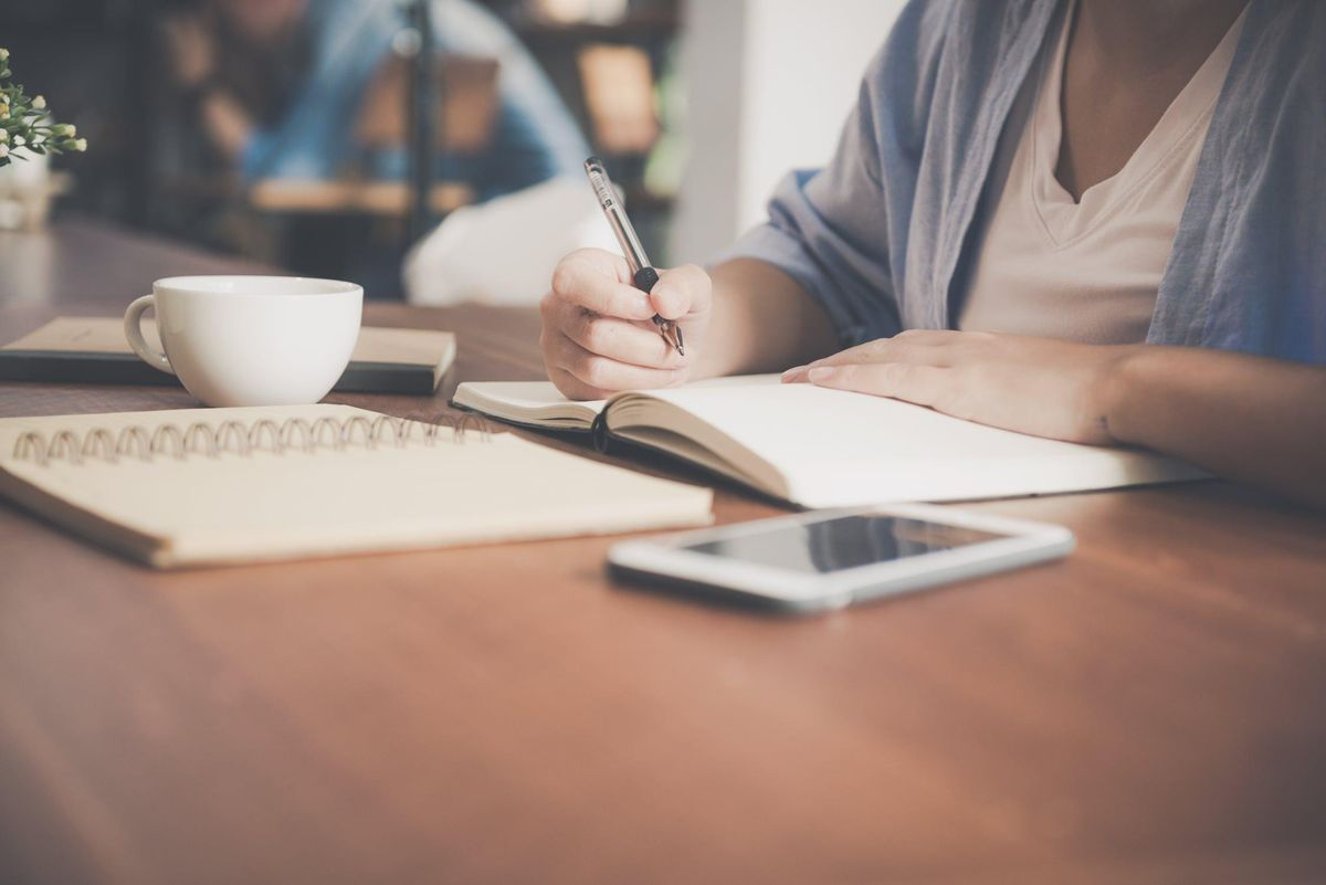Pen to Print Creative Writing Classes with Ian Ayris - Advanced