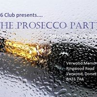 The 1086 Club presents The Prosecco Party