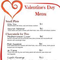 Valentines at Stirling Wine