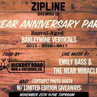 Zipline Brewing Co. Fifth Anniversary Party