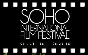 2018 SOHO INTERNATIONAL FILM FESTIVAL SOHO9 Closing Night &quotBLOCK ISLAND&quot (US Feature) US Premiere l Short &quotSUNDAYS&quot (US) US Premiere