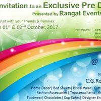 Pre Diwali Fair by Rangat Events