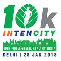 10 k in ten city - Delhi I Indias largest running circuit