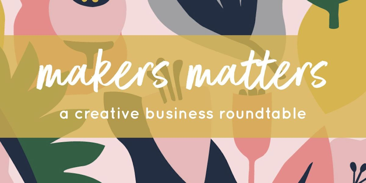 Makers Matters Geelong