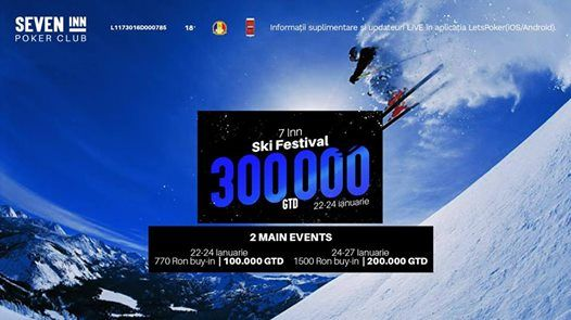 Ski Festival 300.000 ron GTD