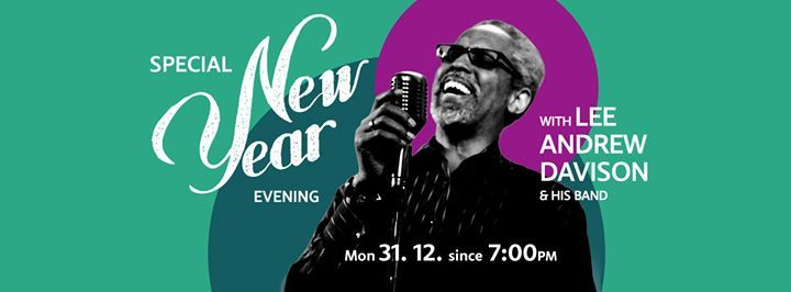 Special new year evening with Lee Andrew Davison