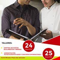 Talleres para Administrar Restaurantes