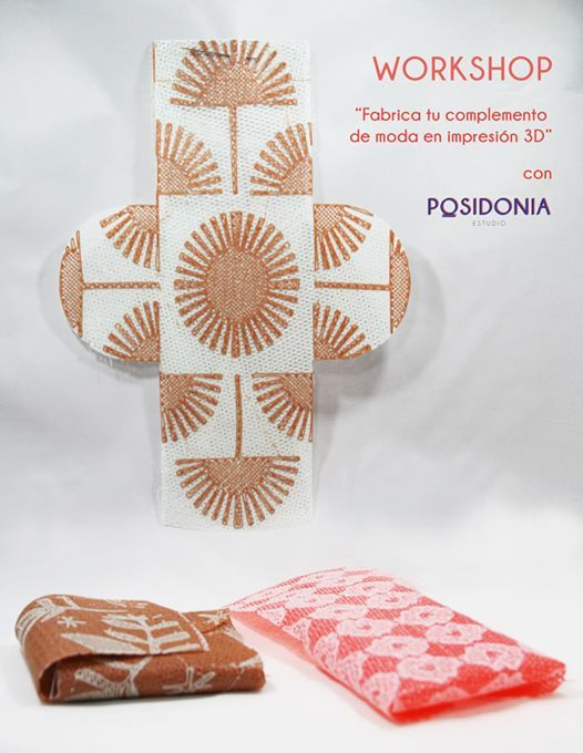 Workshop de impresin 3D con Posidonia Studio