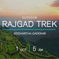 Rajgad Trek
