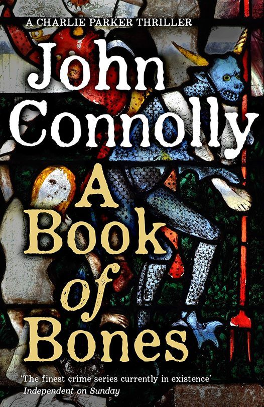 A Book of Bones An Evening with John Connolly