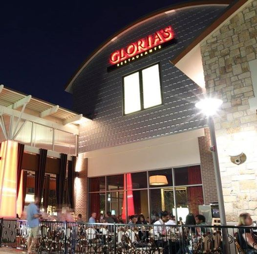 Friends and Family Happy hour at Glorias in the Domain