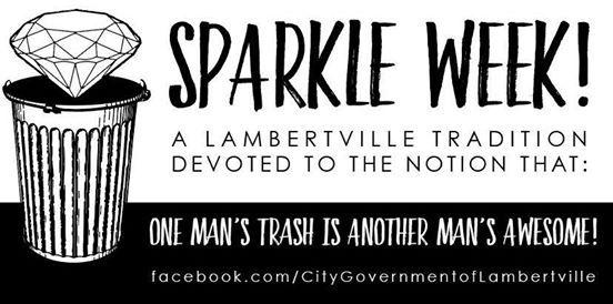 Lambertville Sparkle Week 2019