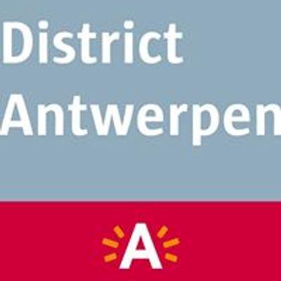 District Antwerpen