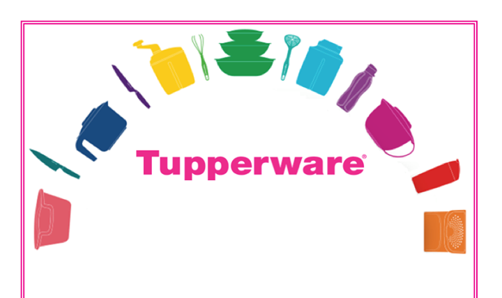 Tupperware Party at Chartwell Cooperating Church of St Albans Hamilton