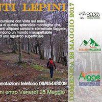 Escursione MONTI Lepini