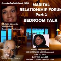 Marital Relationships Forum Bedroom Talk