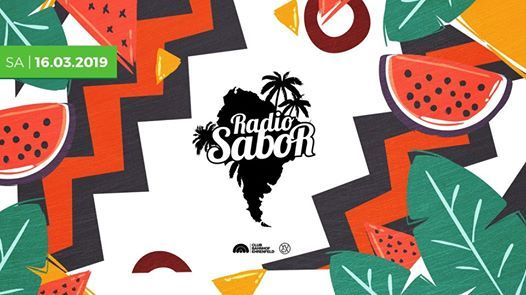 RADIO SABOR  LATIN CLUB  SA 16.03.  22h  CBE & YUCA  Kln