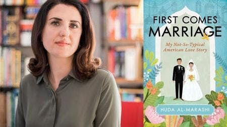 Spring Author Series  Huda Al-Marashi