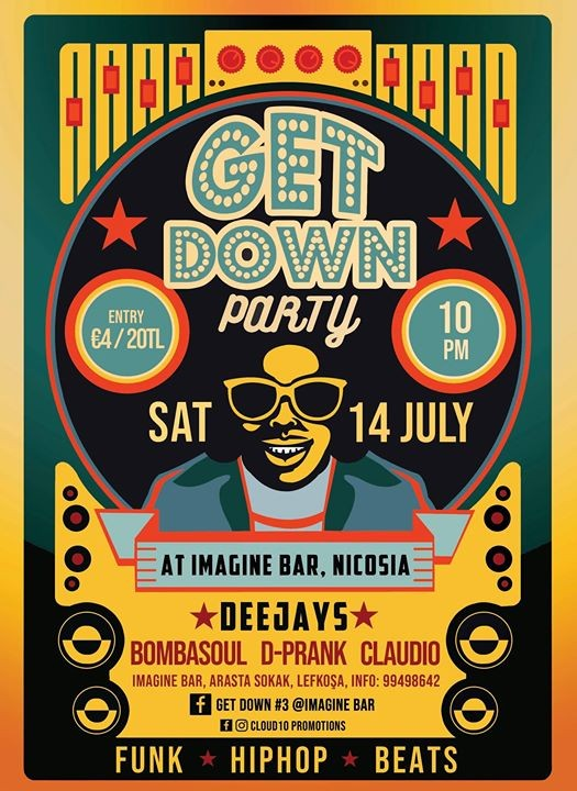 Get Down 3 Imagine Bar