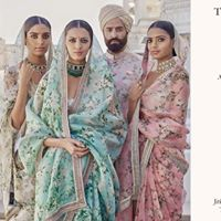 Sabyasachi House of Couture NYC Trunk Show