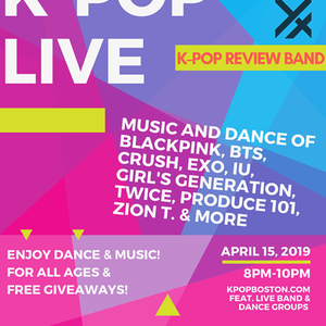 Korean pop music events in the City  Top Upcoming Events for