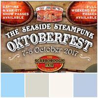 The Seaside Steampunk Oktoberfest