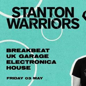 stanton warriors fabriclive 30 tracklist