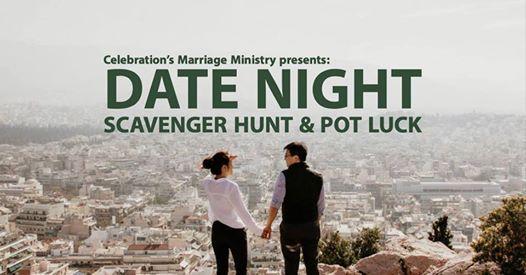 date night scavenger hunt