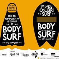 1er Campeonato de Espaa BodySurf 2017