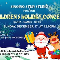 Childrens Holiday Concert