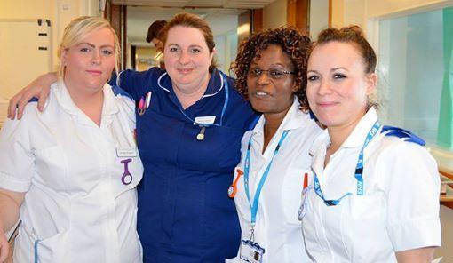Doncaster student nurse recruitment event