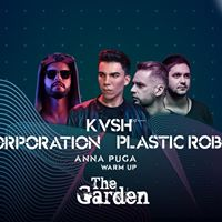 The Garden - 2601 - KVSH  Joy Corporation  Plastic Robots