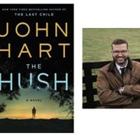 Lunch with Author John Hart