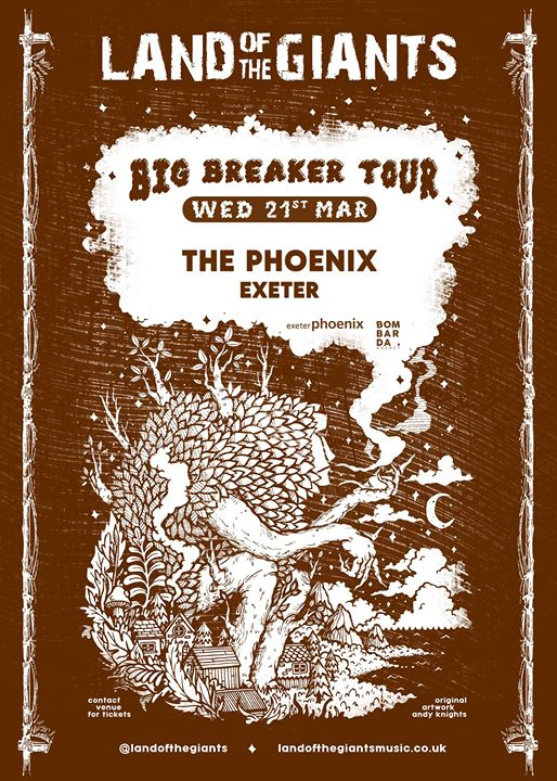 Land of the Giants  The Adventures Of - Exeter Phoenix