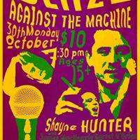 Blaze Against The Machine