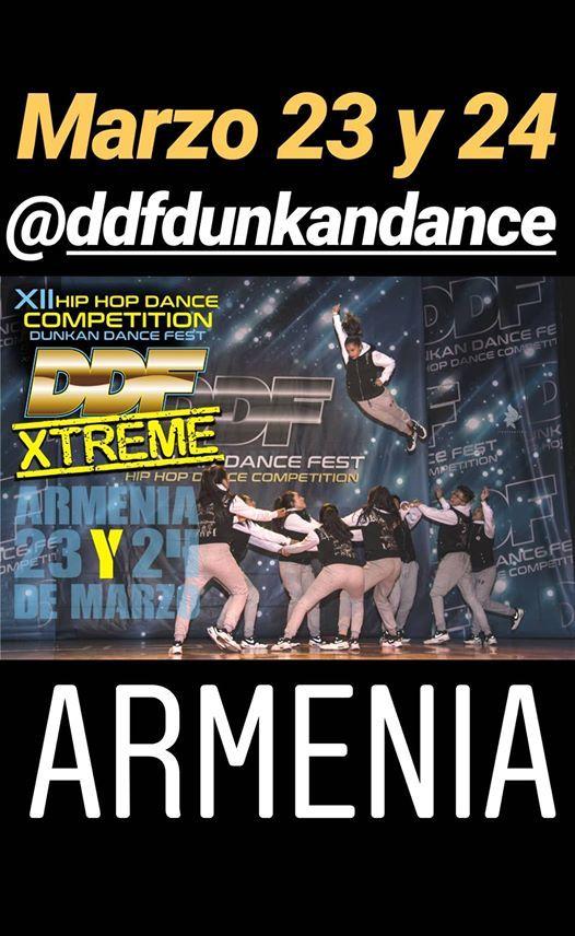 DUNKAN XTREME Hip Hop Dance Competition