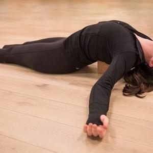 Summer Yin Yin Yoga Workshop with Grace