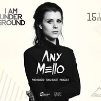 I Am Underground 3 feat. Any Mello