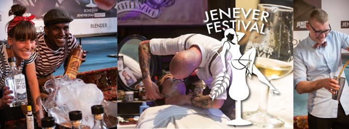Jeneverfestival Gincity  11 en 12 juni 2016