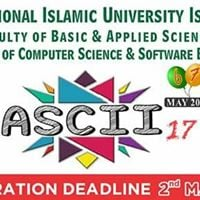 ASCII17 --- IIUI Registrations