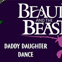 Beauty &amp the Beast Daddy Daughter Dance