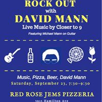Rock Out with David Mann