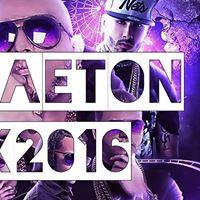 Reggaeton Party - Caipirinha free at a meia noite