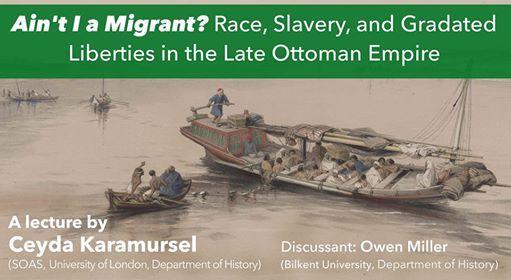 Lecture (Ankara) Aint I a Migrant