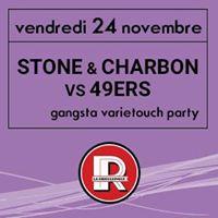 Festival Bar-Bars  Stone &amp Charbon VS 49ers