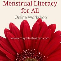MLit (Menstrual Cycle Literacy) for All Online Workshop