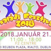 Csaldi fesztivl - Family Festival