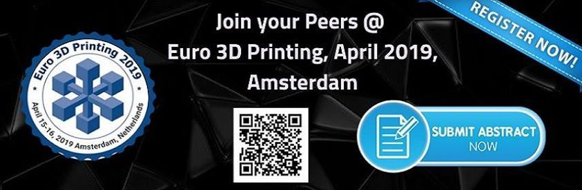 4th Internati Conference on Advances in 3D Printing and Modeling